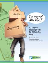 I'm Moving! Now What?  by Michelle Prima